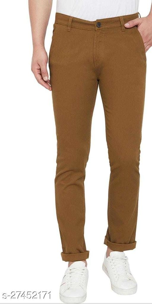 Ravishing Modern Men Trousers