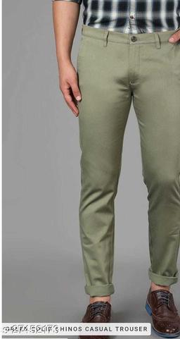Designer Modern Men Trousers