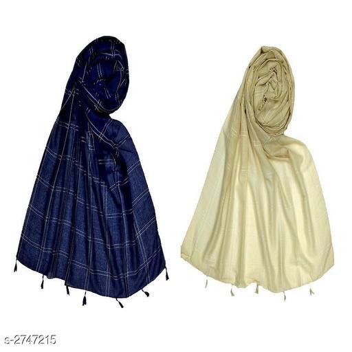 Premium Cotton Women's Hijabs Combo