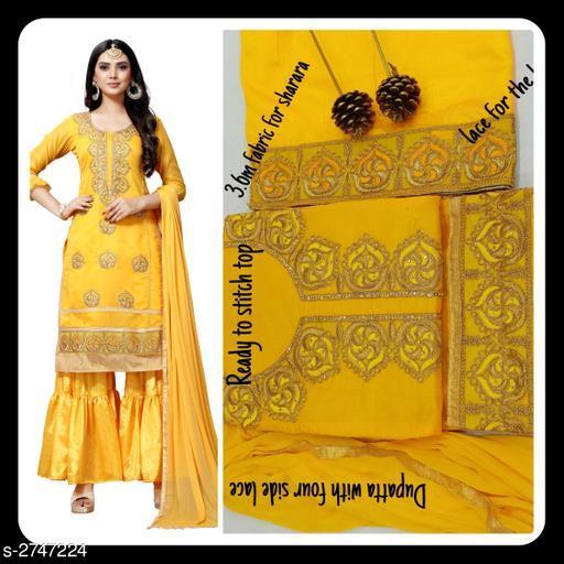 Designer Suits & Dress Material