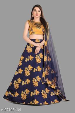 Aakarsha Ensemble Women Lehenga
