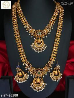 Feminine Fusion Jewellery Sets