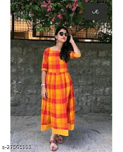 Myra Drishya Kurtis