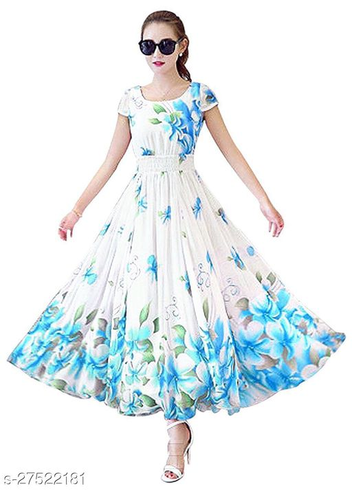 Aagam Pretty Gown