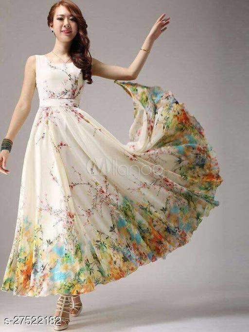 Myra Graceful Gown