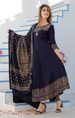 Kashvi Petite Women Gown