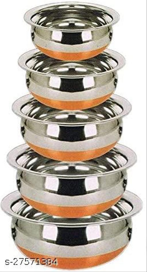Designer Sauce Pots & Handis