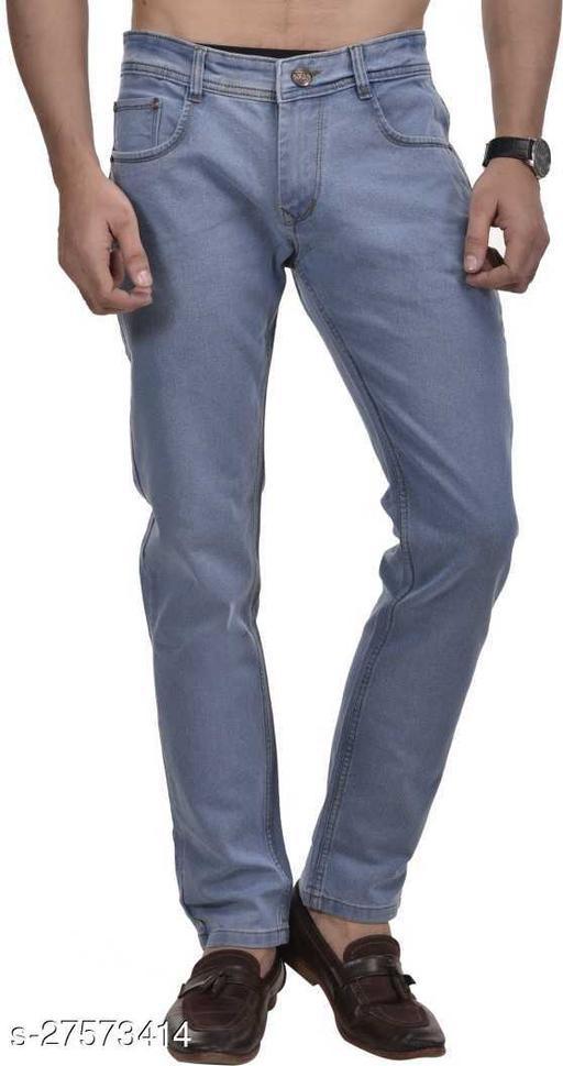 Gorgeous Fashionista Men Jeans