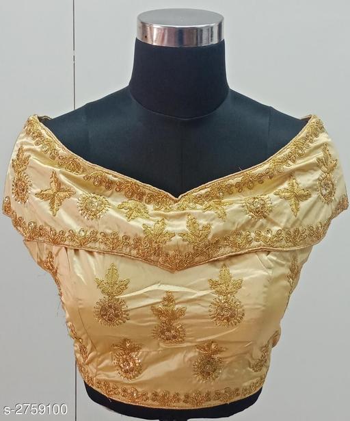 Trendy Tapata Satin Women's Blouse