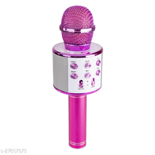 bluetooth-mike-pink-colour