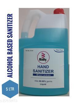 Alocohol Based Bally Hand Sanitizer ( 5 litter )