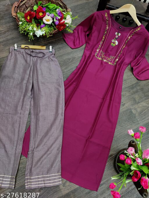 Aishani Petite Women Kurta Sets