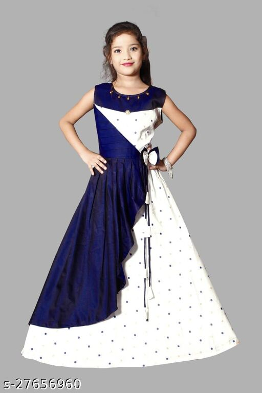 Stylus Girls Ethnic Gowns