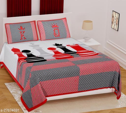 90-100-Double Bedsheet