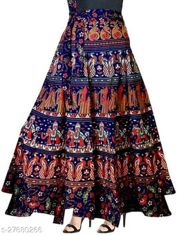 South Indian Colour Skirt
