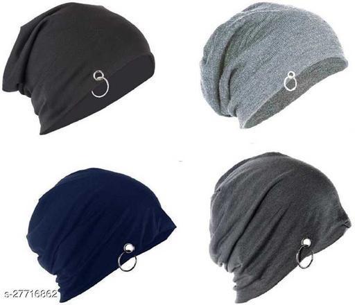 Casual Unique Men Caps & Hats