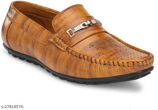 Loafer shoes for men tan
