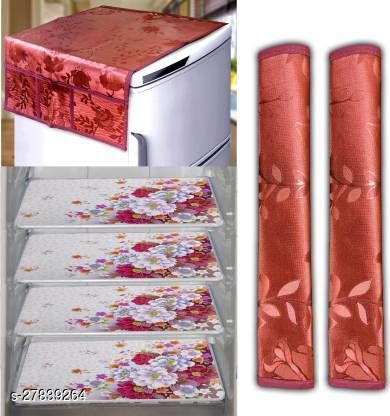 DPA Collection Fridge Combo (4 Mats, 1 Top & 2 Handle cover)