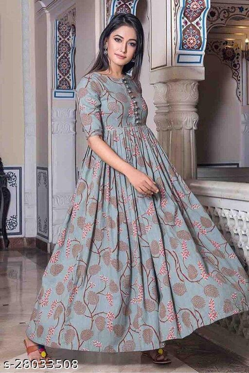 Women  Taffeta Silk Gowns