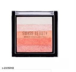 Swiss Beauty Baked Blusher & Makeup Product