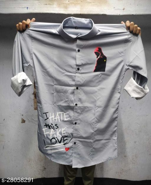Trendy Modern Men Shirt Fabric