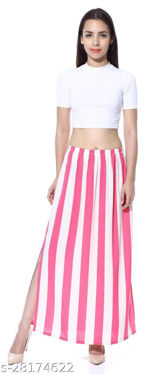 Fashionable Feminine Women Western Skirts