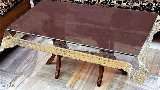 Stylish PVC Printed Table Cover