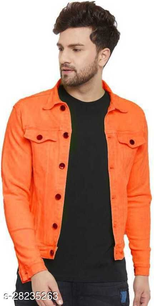 Trendy Retro Men Jackets