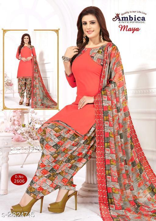 Fancy Leon Suit & Dress Material