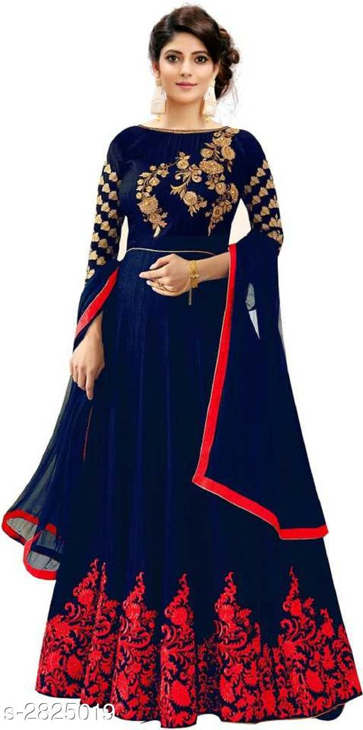 Gorgeous Phantom Silk Women's Gown