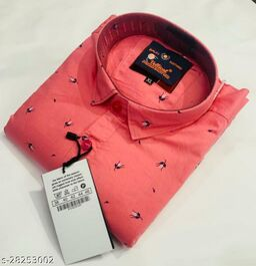 Mens Casual Shirts | Pollycotton Shirts | Latest Fashion Mens Shirts