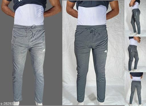Casual Glamarous Men Track Pants