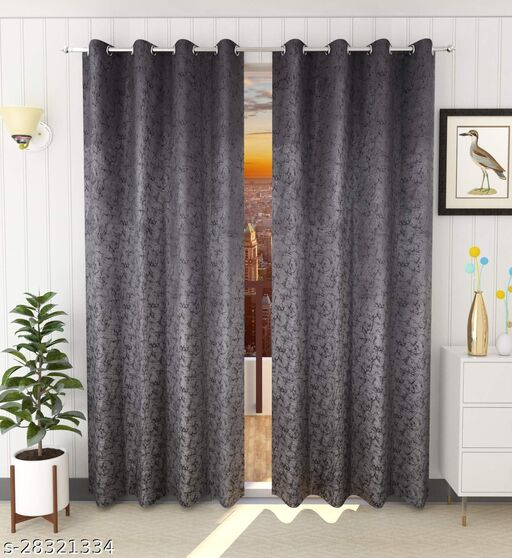 Trendy Attractive Curtains & Sheers