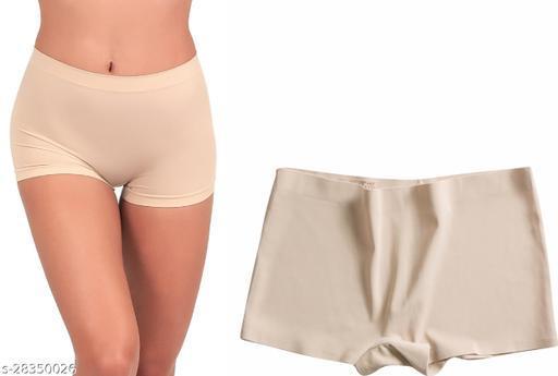 Women Boy Shorts Multicolor Cotton Panty