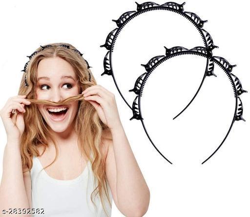 Twinkling Elegant Women Hair Accessories  Pack of 2