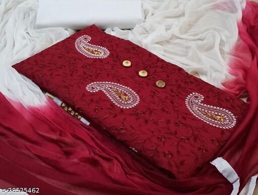 Trendy Cotton Suit