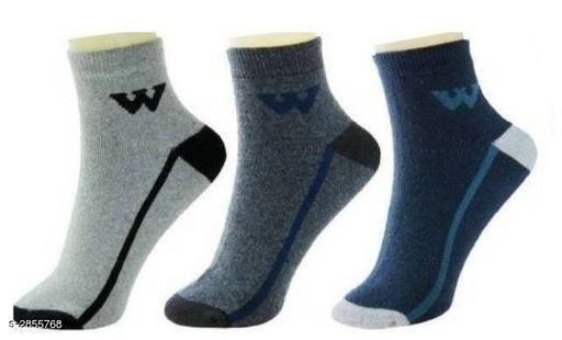 Elite Cotton Unisex Socks Combo