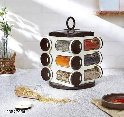 MARKDEYAN Riyon spice Rack Masala Box 12 Pcs