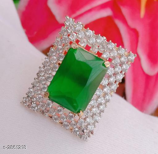 Beautiful Brass Women's Ring