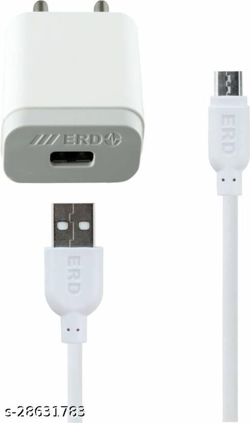 ERD_1 AMP_Micro USB_Mobile Charger_TC - 40_With Data Cable