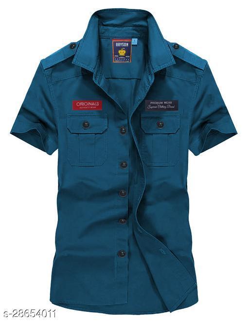 Comfy Latest Men Shirts