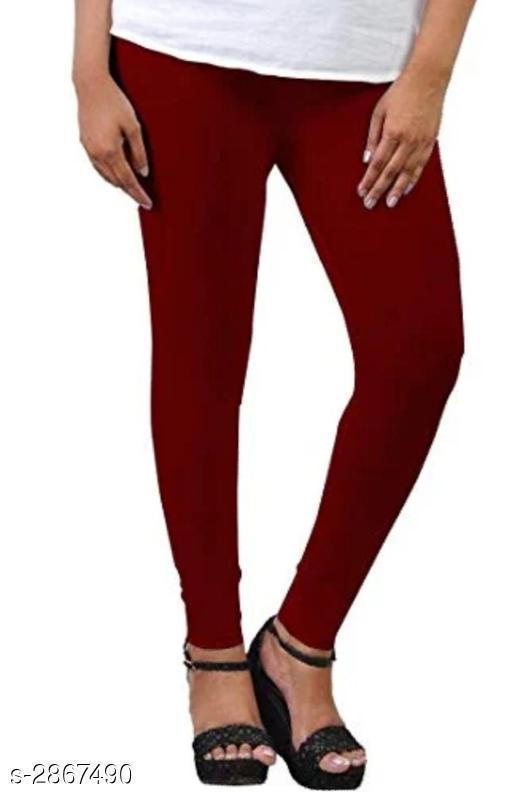 Classy Cotton Lycra Women's Legging