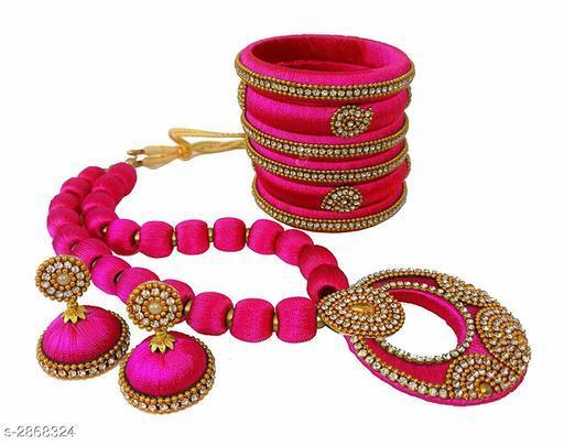 Thread Women's Jewellery Set