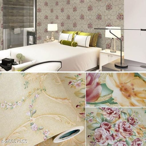 UZANIYA 45 X 500 CM  Wallpaper for Walls-Wall Sticker for Home-Self Adhesive & Waterproof-3d Wallpapers Roll 5 METER