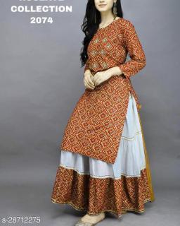 Adrika Drishya Women Kurta Sets