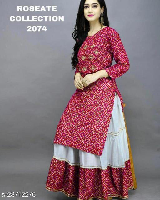 Kashvi Drishya Women Kurta Sets