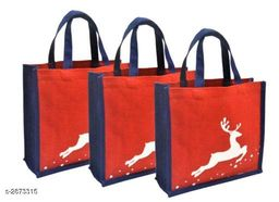 Stylish Women's Red Handbag