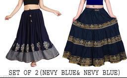 Fancy Fashionista Women Western Skirts