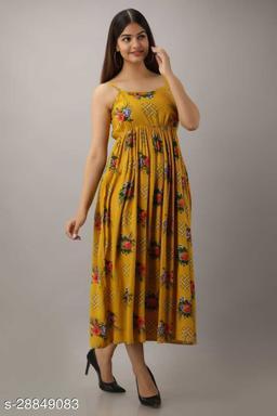 Comfy Fashionable Women Dresses
