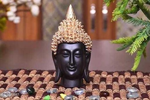 Buddha Face Idol